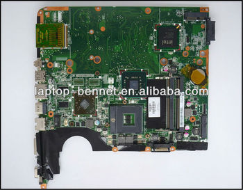 100% tested laptop motherboard for HP pavilion DV6 578378-001