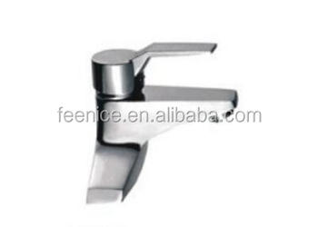 Two holes basin faucet