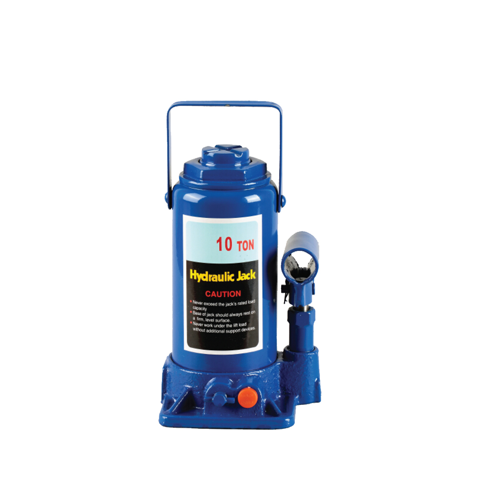 Hot Selling Mechanical Extension Screw 10 Ton Hydraulic Bottle Jack