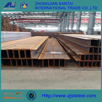 building materials h beams iron used