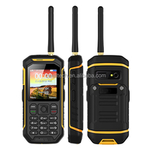 X6 IP68 Waterproof Phone 2.4 inch GSM CDMA 800mhz Big Battery Rugged Phone Waterproof 2500mAh TF FM IP68 Mobile Phone