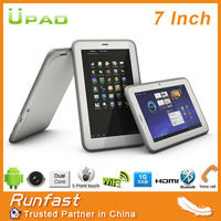 Hot sale 7inch 3g tablet pc phone calling Support 3G Video Call