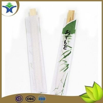 Hot Selling Best Quality disposable bamboo chopstick