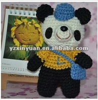 Knitted and handmade amigurumi dolls GZ024-01