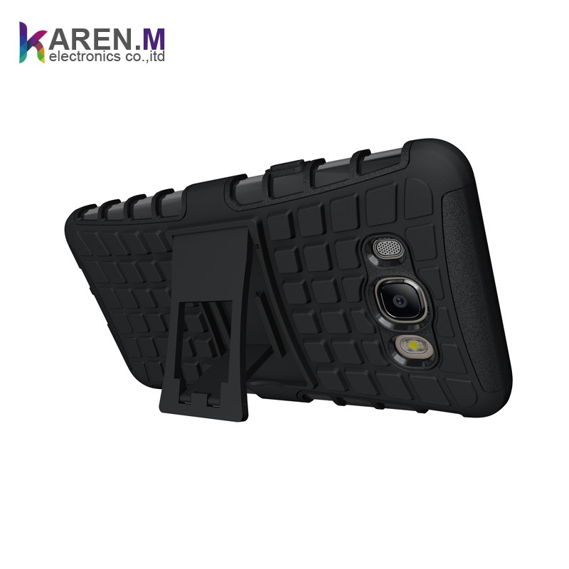Hybrid Dual Layer Armor Defender Protective Case Cover for Samsung Galaxy J7/A3/A5/J1 ACE/J2/J3/J5