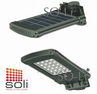 SOLi Solar Lithium Lamp 5W All-in-one integrated solar light
