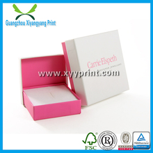 High Quality Cardboard Gift Boxes With Lid, Paper Gift Box With Custom Logo