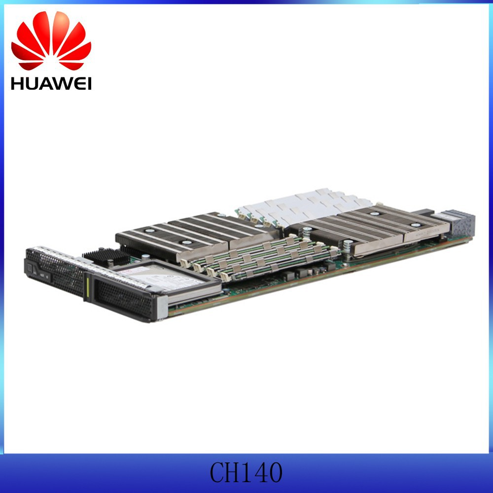 Original Quidway supplier HUAWEI CH140 mini Linux 2U server with 2 compute nodes
