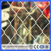 Factory Flexible stainless steel/galvanized chain link mesh for zoo and decoration (Guangzhou Factory)
