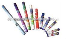 PARTY POPPER with ENGLISH LETTER FIREWORKS