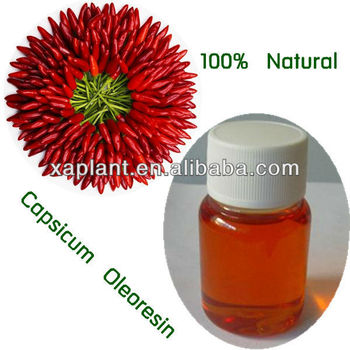 High Quality Capsicum oleoresin