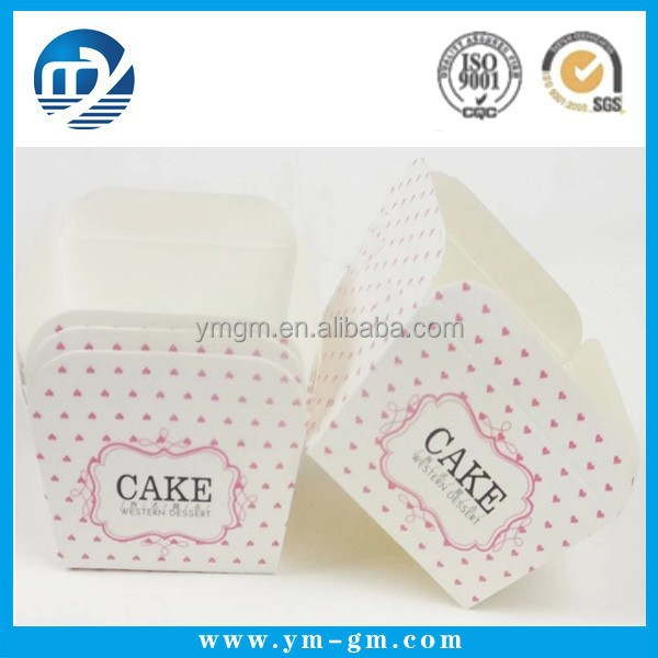 Food quality Greaseproof paper mini cup cake