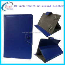 Leather Case Flip Cover For univeral tablet 10 inch
