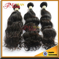 unprocessed HOT SALES AAAAA grade Silk Strand Hair Extensions
