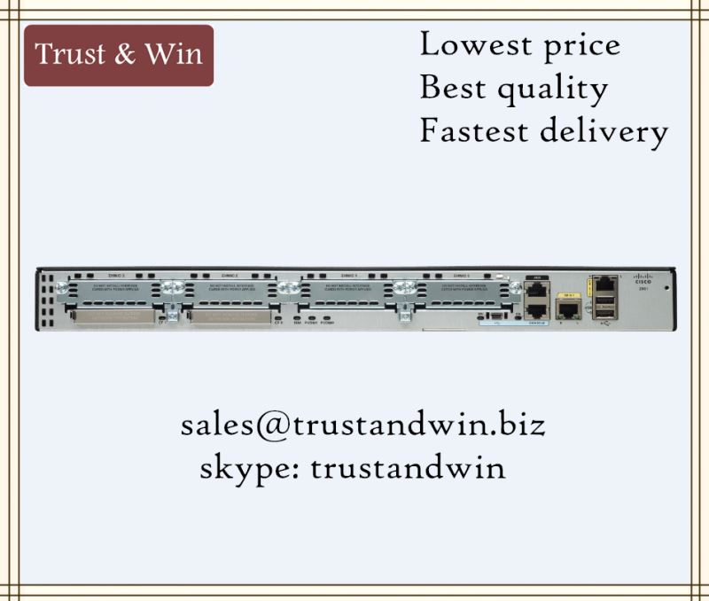 Authorized Cisco Vendor PRP-3 Competitive Price Fast Shipment for Middle East SA UAE IRAN
