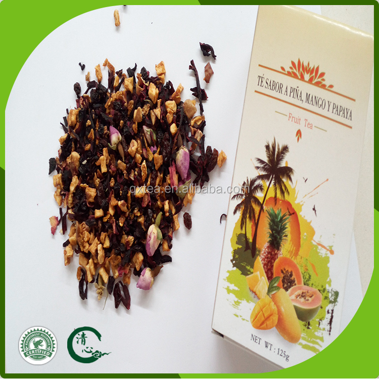 Chinese Sweet Natural Flower and Fruit Flavor Tea