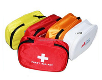 New Wilderness Survival Travel Camping Medical Emergency First Aid Kit Treatment Pack Set Survival Bag Home