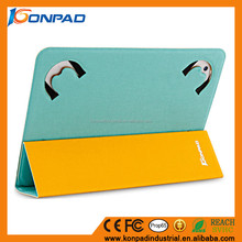 "Protective Flip PU Leather Universal Tablet Case with Stand,Available for 10.1"" Tables"