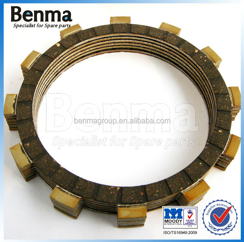 1973 RD350 Clutch Plate ,Motorcycle Clutch Plate for Ymh ,HF Manufactory directly sell !