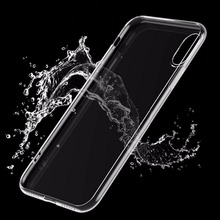 Wholesale high quality Crystal clear soft TPU phone back case for smart phone