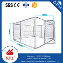 Dogs Application and Pet Cages,/Carriers & Houses Type Outdoor Modular Dog Kennel