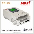 MUST China supplier 12v 24v 48v Auto 45A 60A mppt portable speed controller solar