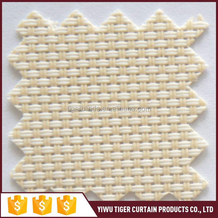 New Arrival unique design outdoor pvc window shade sunscreen fabric from manufacturer