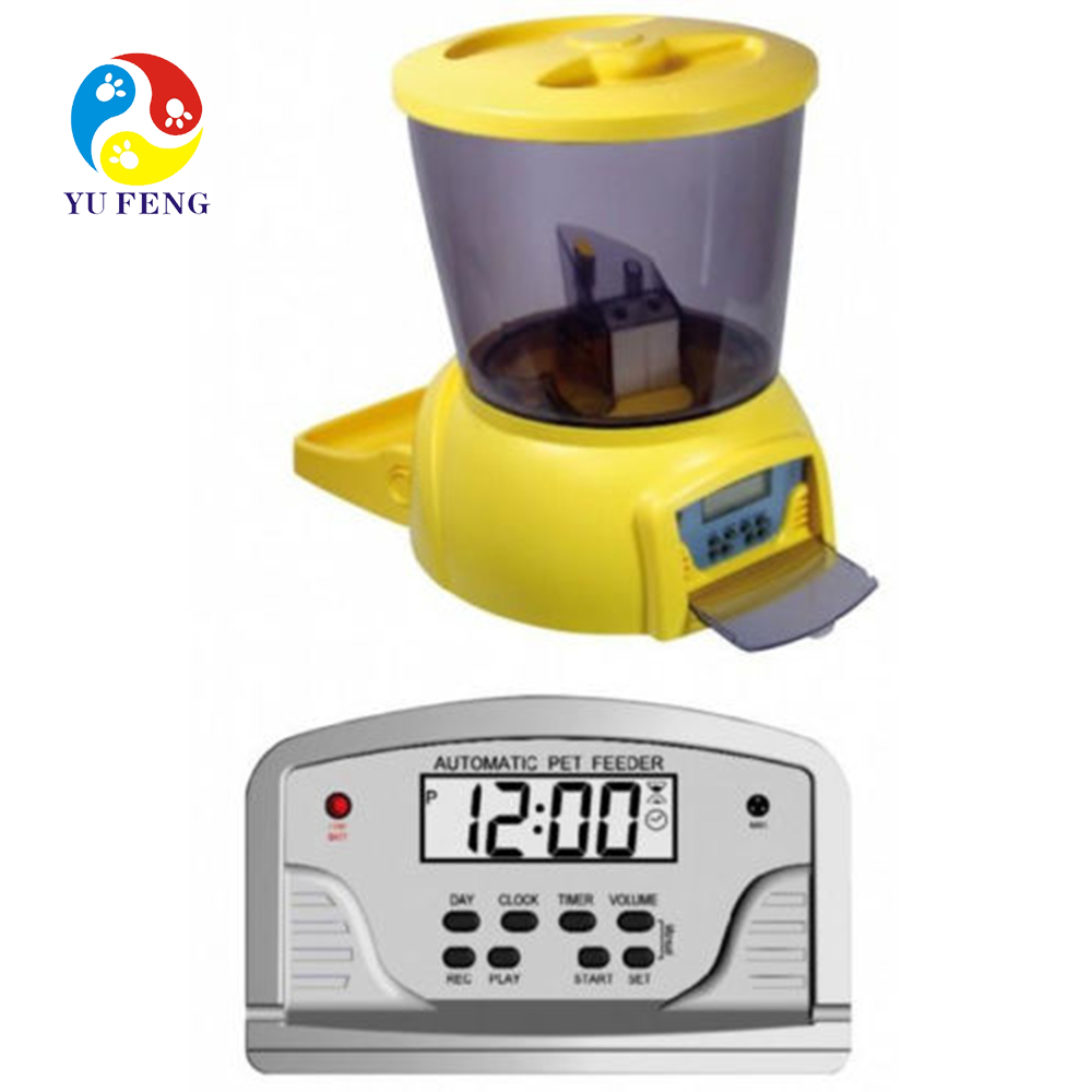 Automatic Pet Feeder rabbit automatic feeder remote pet feeder
