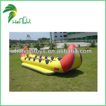 Hot News ! Good Reputation Good Quality PVC Large Inflatable Boat