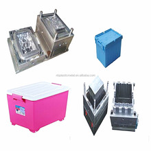 zhejiang ningbo plastic injection molding factory to Plastic Storage box mold