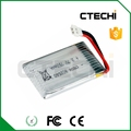 customized lipo 902540 750mAh 3.7V drone battery