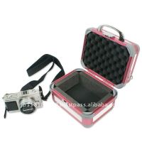 Aluminum hardcase for digital camera