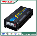 DC to AC inverter 2000w on grid tie inverter 2000w