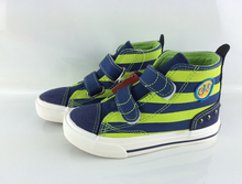 FC2161 latest design canvas casual kids shoes wholesale cheap factory price