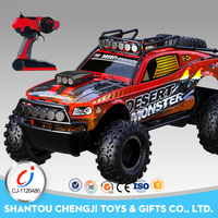 New product kids 1:8 rc toy cheap plastic race car toys with 2 colors