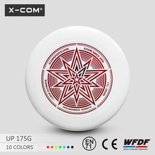 X-COM Competed with Discraft WFDF Approved 145gram 175gram Ultimate Frisbee