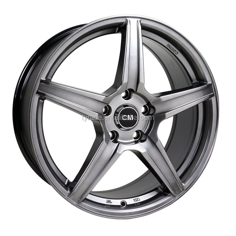 forged alloy car wheel ,3 pcs forged car wheel