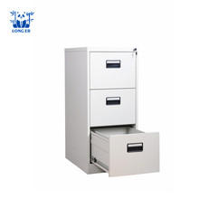 office furniture 3 drawer cabinet / colorful safe metal cabinet/office equipment