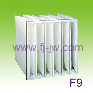 Best selling products in China F5/F6/F7/F8/F9 non-woven pocket filter
