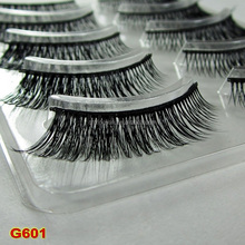 factory price Imitation mink hair 5 pairs false eyelashes with private label
