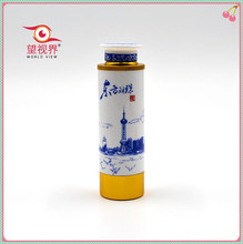 ShanghaiHigh Magnification Special Present Monocular Telescope Shanghai Urban Cultural Landscape Telescope