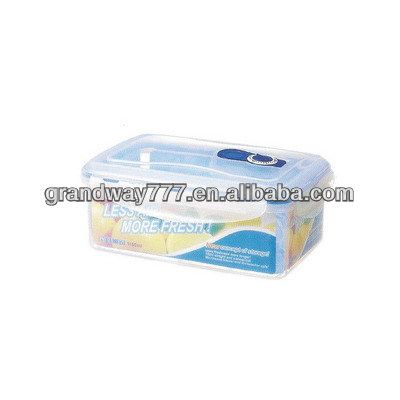 Big Capacity Plastic Food Container Box For Picnic