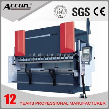 2014 AccurL CNC Press Break 160T/3200 with Delem System