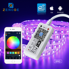 hot rod products,Mini WiFi led controller rgb program rgb for led strip rf controller