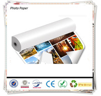 "260gsm Inkjet Digital Glossy Photo Paper Roll/ Photo Paper 12"",17"",24"", 36"", 42"", 50""*30M/Waterproof Photo Paper"
