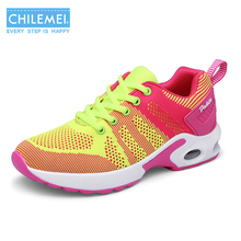 2018 newest design knitting fashion women lady running shoes