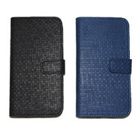 PU+ABS Leather Case for Samsung S4 i9500