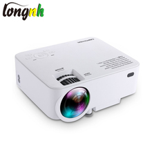 Hot Selling Chrismas T20 Night Light Hd Projector 3D Mini Lcd Mapping Projector, Hd Led Projector