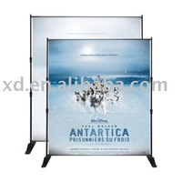 Multi-function show screen banner stand