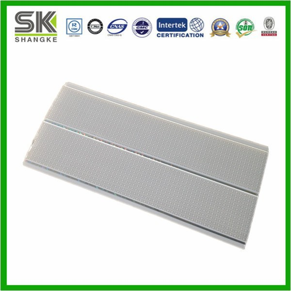 Small tongue and groove PVC ceiling panel for house design